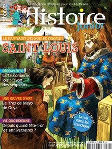 Louis IX, le plus saint des rois de France | Histoire Junior n° 30 - Mai 2014 | Nouveautés du CDI | Scoop.it
