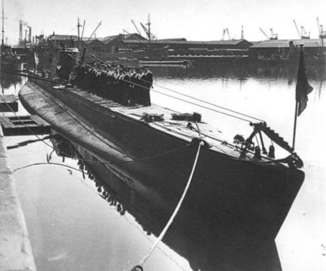 Vidéo sur le sous-marin Rubis – Historique et plongée sur épave | La Mer | Scoop.it