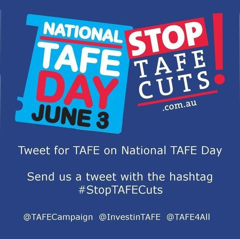 Twitter / gaolteacher: Countdown to National #TAFE ... | Let's keep the NSW Coalition government accountable on the Northern Tablelands. | Scoop.it