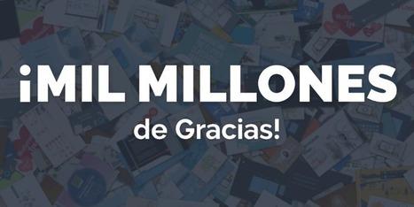 ¡Mil Millones de Gracias! | WEB-TOOLS | Scoop.it