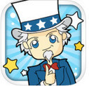 A Fun Social Studies EdApp: United States Quizzle | Edtech PK-12 | Scoop.it