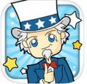 A Fun Social Studies EdApp: United States Quizzle | Edtech PK-12 | Scoop.it