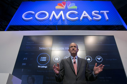 Comcast Deal Collapse Would Kill Other Mergers in Domino Effect | Gerry Smith & Alex Sherman | Bloomberg | Surfing the Broadband Bit Stream | Scoop.it