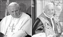 Le 27 avril, Jean XXIII et Jean-Paul II seront canonisés | Sujets Religieux | Scoop.it