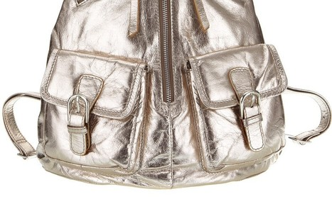 Hang up that handbag... the backpack is back in fashion | Kickin' Kickers | Scoop.it
