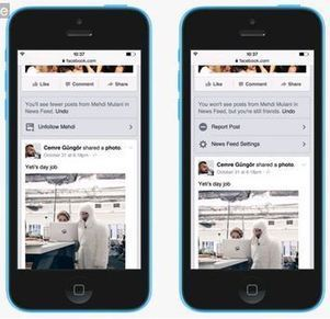 Facebook Now Gives You More Controls Over News Feed | Technology News | Scoop.it