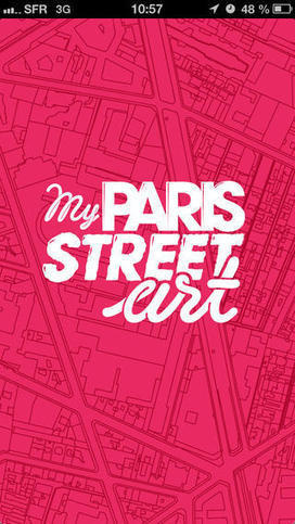 [IL Y A 3 ANS] Le street art parisien sous toutes ses coutures numériques ! | Clic France | Scoop.it