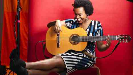 She's Got A Perfect Afro — And A Melodious Vision For African Musicians - Wyoming Public Media | African Cultural News | Scoop.it