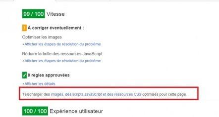 Google optimise vos fichiers JS, CSS et images en 1 clic | Veille SEO - Référencement web - Sémantique | Scoop.it