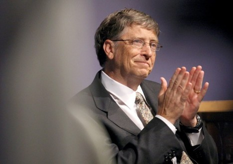 Bill Gates Urges Obama to Embrace Global Tax | Conciencia Colectiva | Scoop.it