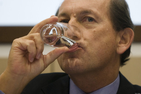 Major CEO Issues Harsh Warning About Future Of Water | fitness, health,news&music | Scoop.it