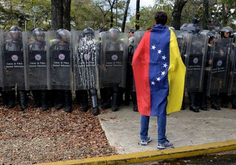 Why Only Half of Venezuelans Are in the Streets | Venezuela | Scoop.it