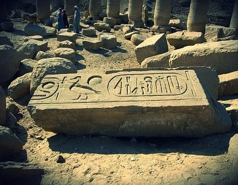 In Egypt, Treasured Archeological Sites Bulldozed And Looted | Archaeology Articles and Books | Scoop.it