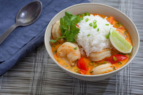 Thai Shrimp Soup Recipe | Good Cooking | recipes | Scoop.it