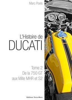 L'histoire de Ducati tome 2 | Classic Motorbike | Scoop.it