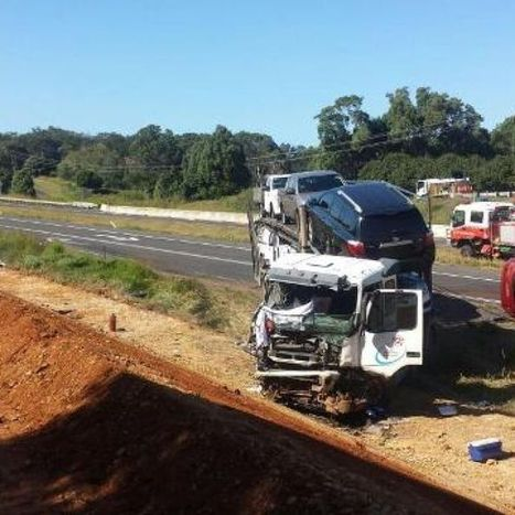 A woman is listed as critical after this accident near Byron Bay | Emma's OHSQuest in Accident Forensics - Heavy Vehicle Accident Prevention | Scoop.it
