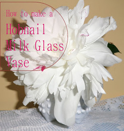of interest on pinterest: DIY How to make faux hobnail milk glass vases | Candy Buffet Weddings, Events, Food Station Buffets and Tea Parties | Scoop.it