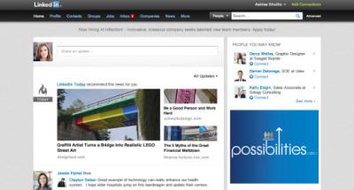 LinkedIn, il nuovo restyling è ora disponibile | Social Media @comunicazionare | Scoop.it