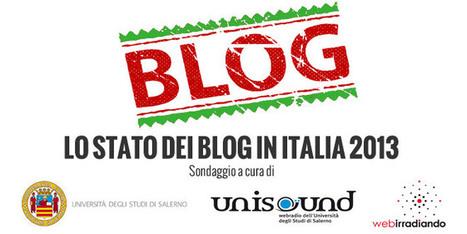 Ecco i risultati del sondaggio sullo Stato dei Blog in Italia nel 2013 | Digital Marketing News & Trends... | Scoop.it