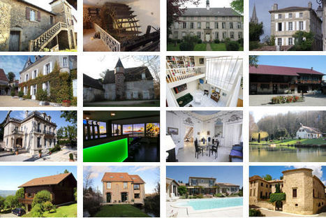 25 biens immobiliers atypiques à saisir | French Authentic Texts | Scoop.it