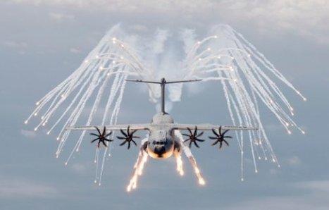 Plein feu sur l'A400M   Epic pics   Scoop.it