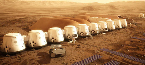 33rd Square | Mars One - The Infographic | Welcome to the digital world | Scoop.it