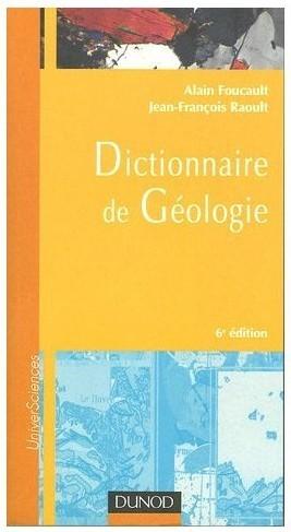 Free Ebooks Download: Dictionnaire de Geologie | tataoy | Scoop.it