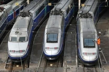 LGV : 16,5 allers-retours par jour entre Bordeaux et Paris en 2017 - La République des Pyrénées | Bordeaux | Scoop.it