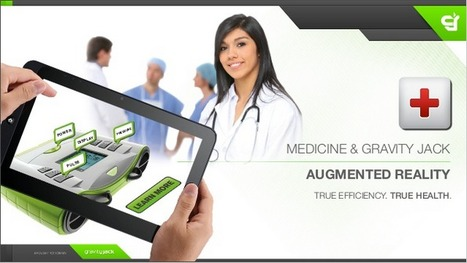 How Healthcare Providers Are Using Augmented Reality to Improve Patient Quality of Care   Gravity Jack   Tech: Augmented Reality   Scoop.it