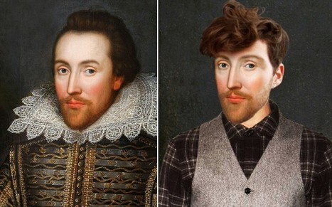 How Historical Figures Would Have Looked Today | The Creative Commons | Scoop.it