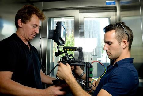 Eagle-View fait son cinéma !! | UAVS | Scoop.it