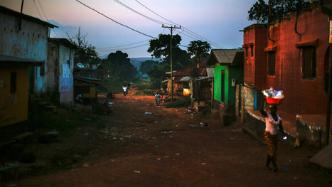 Gritty Ganta: The Liberian Town That Can't Catch A Break | geography | Scoop.it