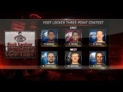 La NBA lance sa première application mobile dédiée au All-Star Game | Sport 2.0 | Scoop.it