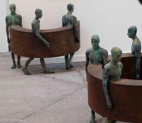 Galería fotográfica de Art Madrid'14 | Culturamas, la revista de ... | la web | Scoop.it