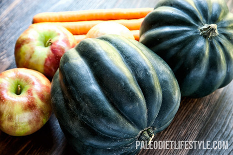 Acorn Squash and Apple Soup | Paleo Diet Lifestyle | Paleo diet Recipes & Tips | Healthy Food Tips & Tricks | Scoop.it