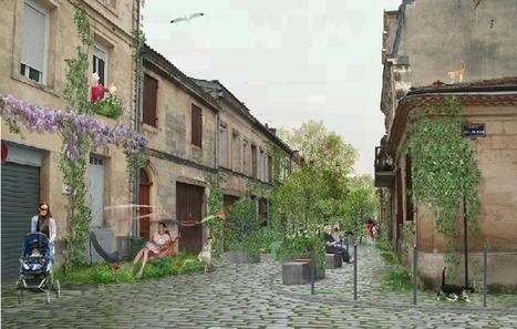Marne – Kléber : inventer la rue jardin | Bordeaux 2030 | Fiscalité - régulation - l'Etat dans la société du partage | Scoop.it