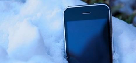 Pourquoi mon téléphone s'éteint quand il fait froid ? | Actualité Internet, réseaux sociaux, systemes, Apple, Google, Microsoft.... | Scoop.it