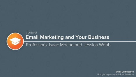 Free Email Marketing Course | Email Marketing Certification | Email Marketing Tips | Scoop.it