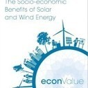 Economic Value Of Renewables For Environment, Economy & Society | Zero Footprint | Scoop.it
