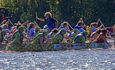 Lake Superior Dragon Boat Festival Begins Friday Evening - KDAL | Paddler News | Scoop.it