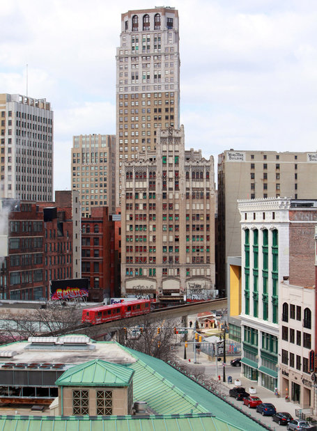 Dan Gilbert's Quest to Remake Downtown Detroit | Urban economy | Scoop.it