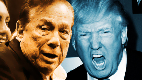 Who said it: Donald Sterling or Donald Trump? | Sustain Our Earth | Scoop.it