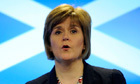 Sturgeon sharpens independence debate as a battle for centre-left   Independent Scotland   Scoop.it