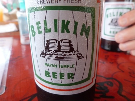 Belikin the beer of Belize brings back good memories | Dive and travel Belize | Scoop.it