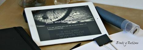 iPads y Autismo: AppsTEA. Proyecto de Innovación Educativa | Entre profes y recursos. | Scoop.it
