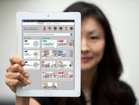 IBM Offers a Data Tool for the Mainstream, With Watson's Help | Tout Numérique | Scoop.it