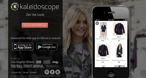 Android And iPhone App For Curated Street Style Fashion: Kaleidoscope | Be Productive | Scoop.it