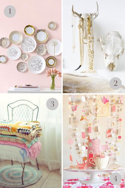 decor8 » Blog Archive » 20 Inspiring Corners of Home | Designing Interiors | Scoop.it