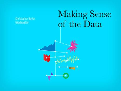 Making Sense of the Data | visual data | Scoop.it