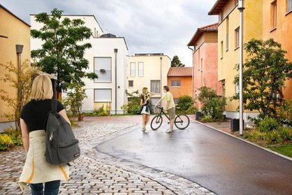 Award-Winning German Development Aims To Be 'The World's Most Sustainable Neighborhood' | green streets | Scoop.it